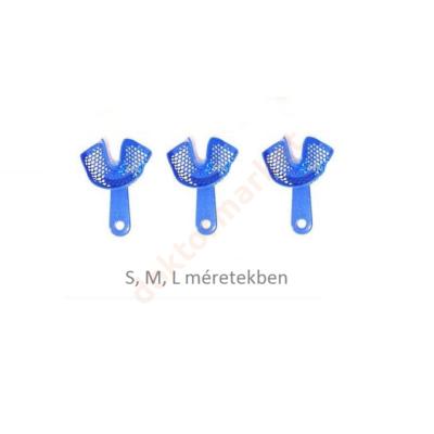 Lenyomatkanál- aluminuim  -fogas -Alsó