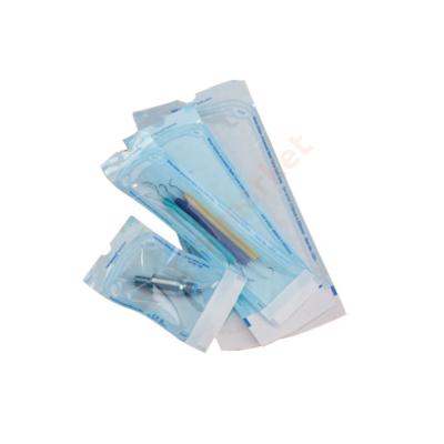 Sterilizáló tasak, önzáró ragasztócsíkkal, 200 db