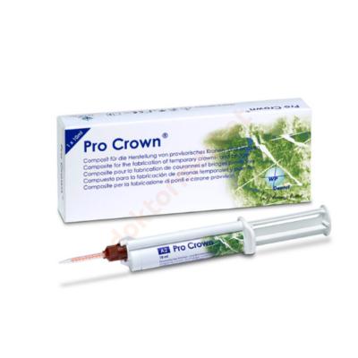 Pro Crown ideiglenes korona anyag A3 10 ml automix fecskendőben