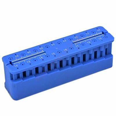 Endo blokk, kék