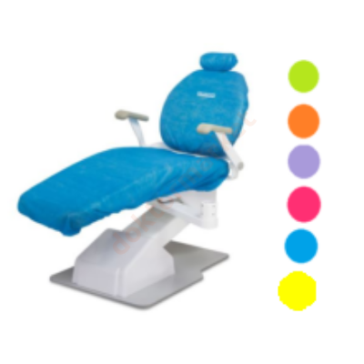 Védőhuzat fogorvosi székre 5 szett - LILA