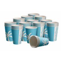 50 db-os Védd az óceánt papír pohár