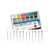 Papírcsúcsok, 0,2 TAPER színkódolt,  Válasszon méretet!