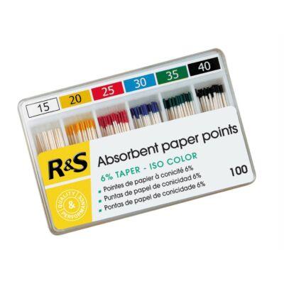 Papírcsúcsok 06 TAPER , színkódolt,  Válasszon méretet!