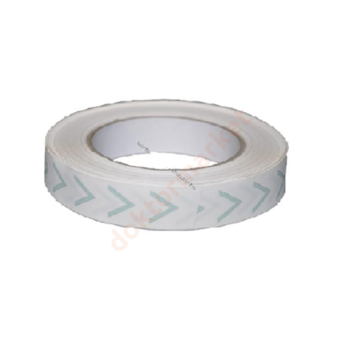 Indikátor szalag hőlégsterilizátorhoz  50m / WIPAK ITH 19