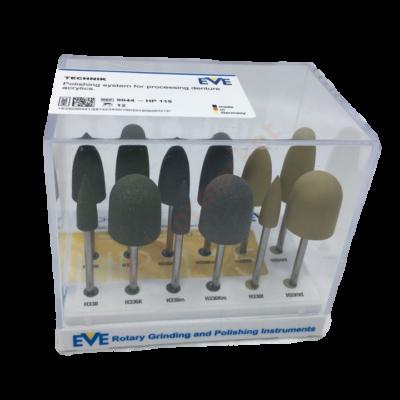 Keménygumi korrekciós készlet fogsorok javításához-12 db-os (HP9044)