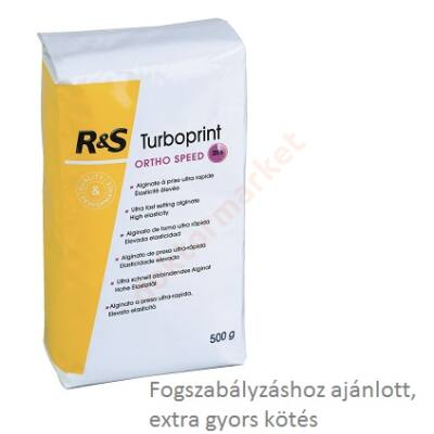 Turboprint ORTHO Speed   alginát, 500g