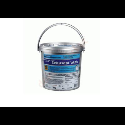 Sekusept Aktív  fertőtlenítő por 6kg