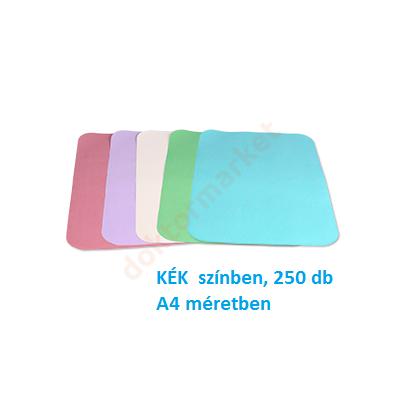 Tálcapapír, kék színben , 25 db, (18*28 cm)