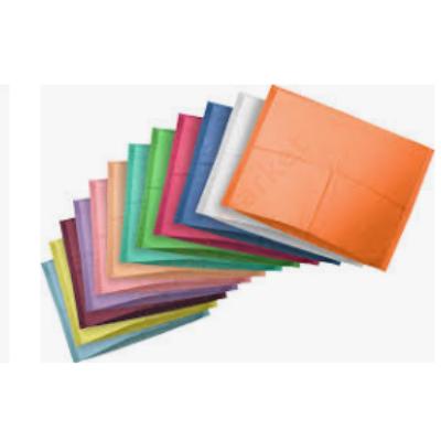 Fejtámlavédő 100 db 25x33 cm-es-  többféle színben